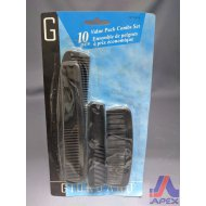 10 Value Pack Comb Set