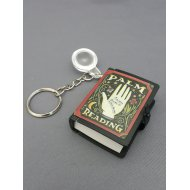 Palm Reading Keychain (12/Hanger)