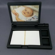 6 In 1 Photo Frame & Desk Set