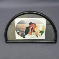 PHOTO FRAME HALF MOON
