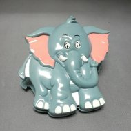 Magnetic Memo Holder Elephant