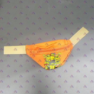 NINJA TURTLE WRIST PURSE (12/CARD)