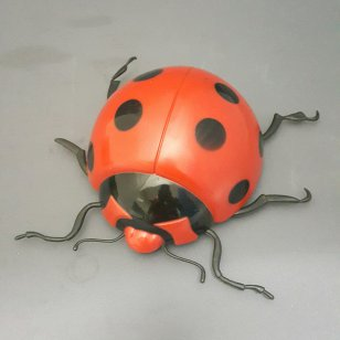 GARDEN LADYBIRD DECORATION