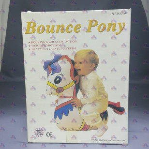 INFLATABLE BOUNCE PONY