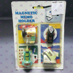 APPLIANCE MAGNETIC MEMO HOLDER