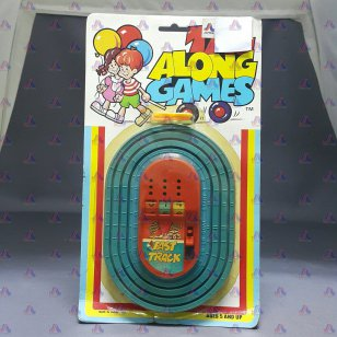 TAG ALONG GAME - FAST TRACK