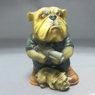 Pet Street Coin Bank Spud