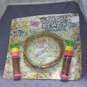 COLOR BEADS JUMP ROPE