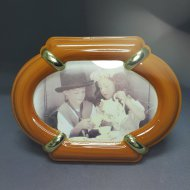 PHOTO FRAME WOODGRAIN