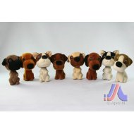 WOBBLERS DOGS 8 ASST (24PCS/DISPLAY BOX)