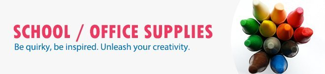 School/Office Supplies